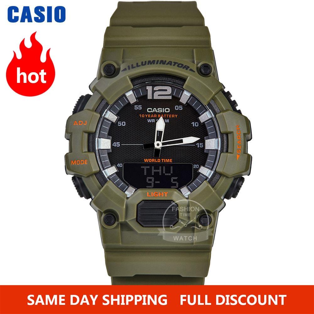 Casio reloj g reloj de choque hombres de primeras marcas de lujo LED digital Cuarzo impermeable hombres reloj Deporte militar Reloj de pulsera relogio masculino erkek kol saati montre homme zegarek meski часы HDC-700