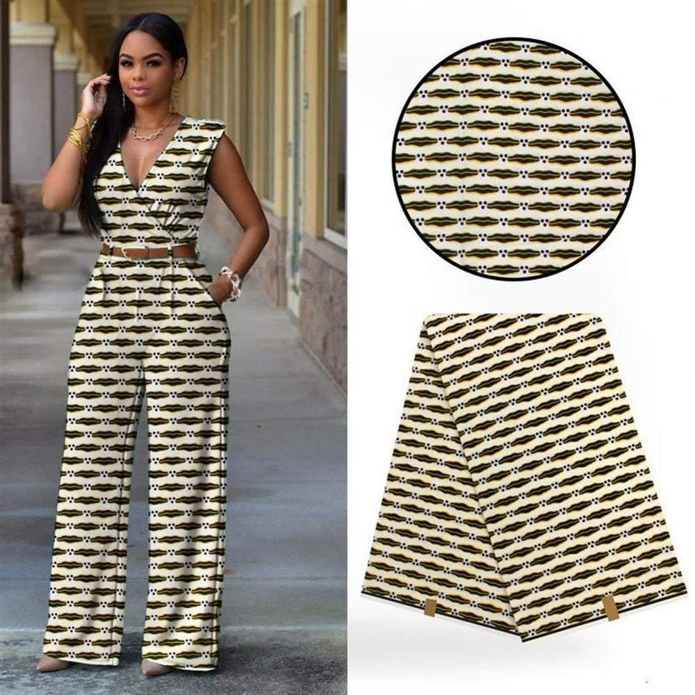 High Quality African Wax Fabric For Dress, 2019 African Printed Ankara Holland Wax Cotton Nigerian Fabrics Cloth Hollandais