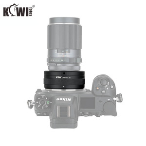 Image 2 - KIWIFOTOS LMA M42_NZ 69x34,3 мм объектив с ручным адаптером M42 крепление объективов для Nikon Z крепление корпуса Бесконечность фокус