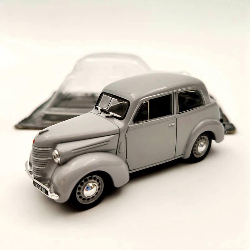 DeAgostini 1/43 КИМ 10-50 СССР литые модели автомобилей игрушки