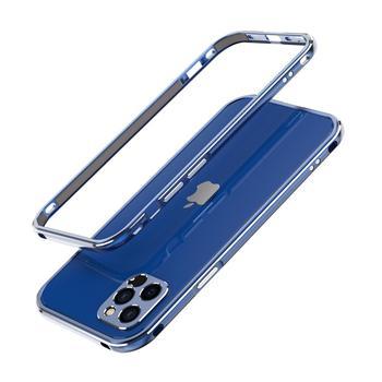 For iPhone 12 /12 Pro/12 Pro Max Mini /11 Pro Max 11 Aluminum metal bumper Frame Slim Cover phone case+ carmera Protector 14