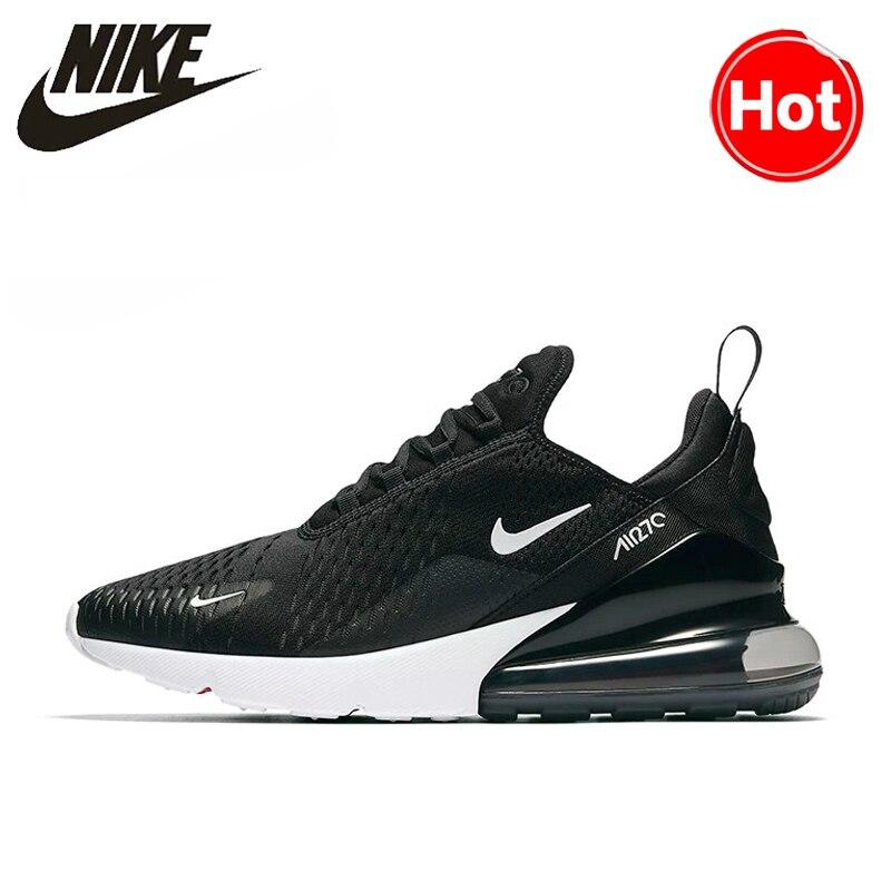 Giày Thể Thao Nam Nike Air Max 270 Unisex Chạy Đen Chống Trơn Trượt Chịu Mài Mòn Nhẹ Thể Thao Phong Cách Sống Max Air Giày Store Hot Phong Cách