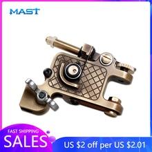 Qualidade superior máquina rotativa tatuagem profissional estúdio armas forte motor shader forro