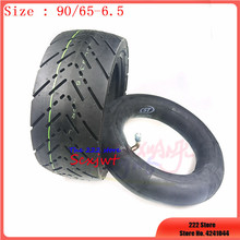 Electric Scooter 11 inch city Road tube Tire Inflatable Tubeless Tyre 90/65 6.5 for Dualtron Thunder Speedual Plus Zero 11X