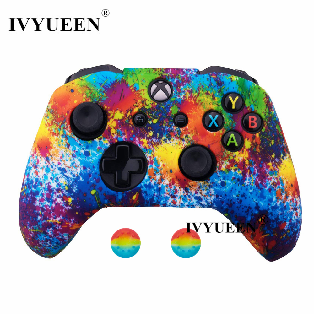 for Xbox one S X controller silicone case kin 13