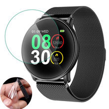 3pcs Soft Clear Protective Film Guard Protection For UMIDIGI Uwatch2 Smart Watch Smartwatch Screen Protector Cover (Not Glass)