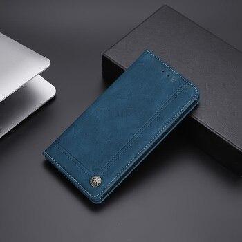 Custodia di lusso per Huawei Mate 20 30 10 9 40 Lite Pro Max custodia in pelle per telefono Flip custodia magnetica con porta carte borsa per libri