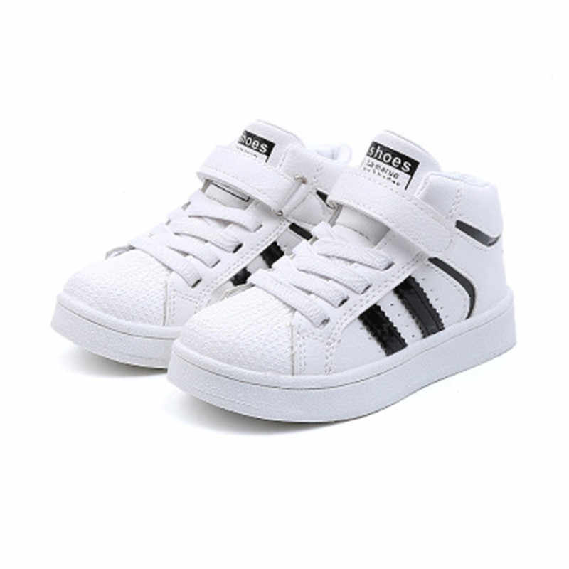 Kids Shoes For Baby Sneakers Fashion Kids Shoes Casual Shoes High Top Sport Shoes Running Shoes Toddler Children Sneakers
