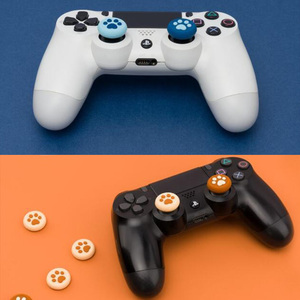 Image 5 - Cat Paw Sakura Joystick Cover Thumb Stick Grip Cap For Sony Playstation Dualshock 4/3 PS4/PS3/Xbox 360/Switch Pro Controller
