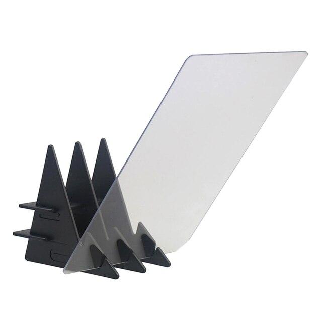 내구성 휴대 전화 홀더 스케치 마법사 추적 드로잉 보드 광학 그리기 프로젝터 그림 반사 추적 라인 테이블