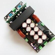 IRS2092 800W + 800W 2 Canali HIFI Stereo Altoparlante di Bordo Amplificatore in Classe D IRFB4227x5 Tubo di Alimentazione Con TO220 protezione Raddrizzatore