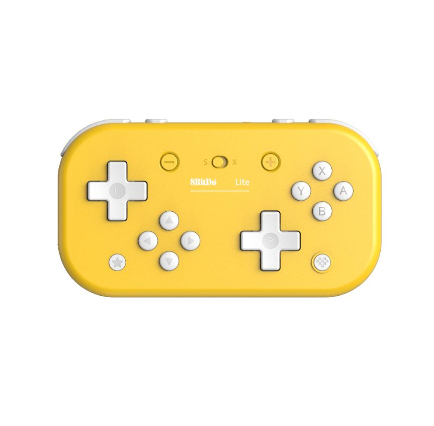 8BitDo Lite Bluetooth Gamepad For Nintendo Switch Lite Gamepads Joystick PC Raspberry PI 3B+ 4B Stream Game Controller Joypad