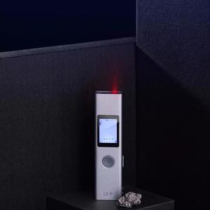 Image 4 - Duka лазерный дальномер LS P USB быстрой зарядки дальномер 40 м высотой 25 м точность измерения дальномер