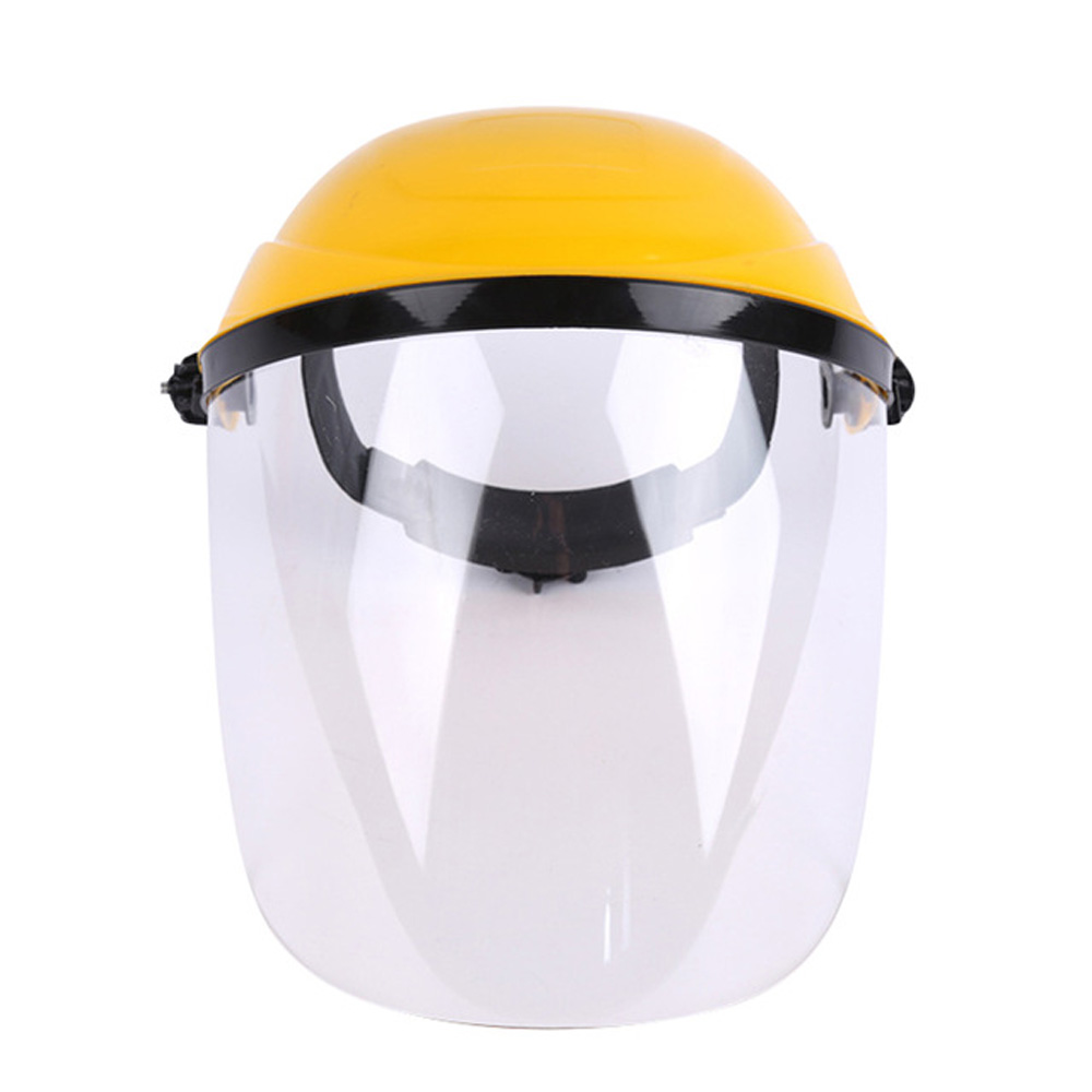 High Temperature Argon Arc Welding 1*Face Protection Cover Plexiglass Face