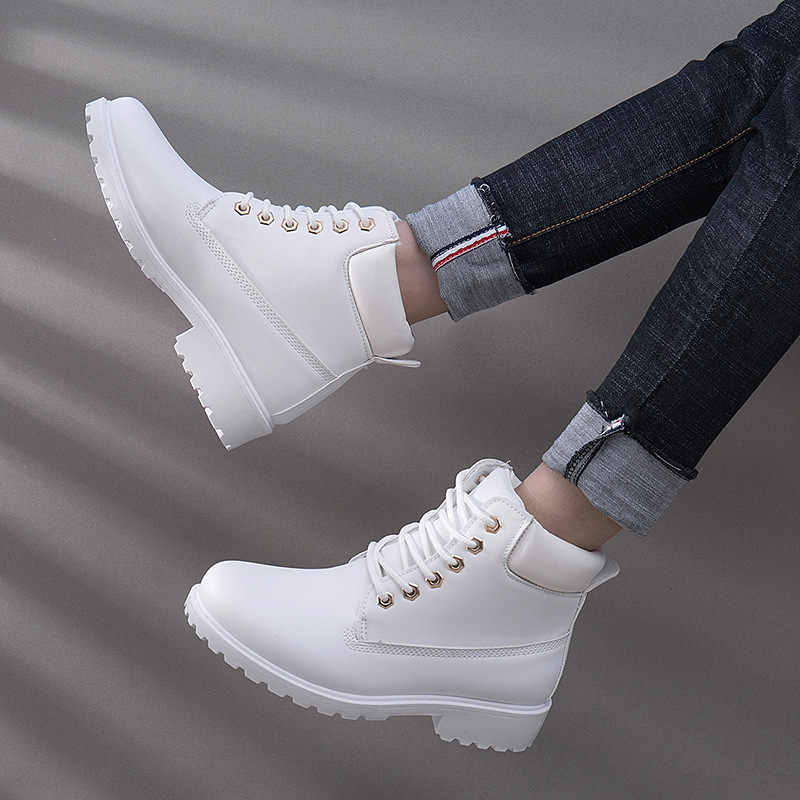 New Women Boots For Martin Boots Female Winter Shoes Women Snow Boots Ankle Boots Women Booties Warm Fur Bota Women Botas Mujer