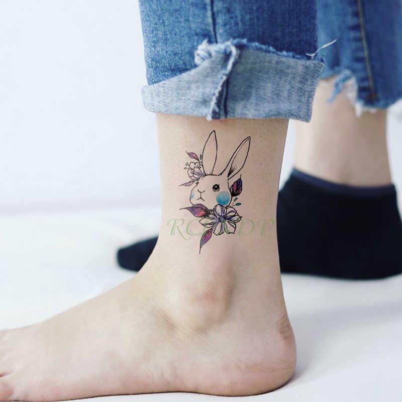 Wodoodporna tymczasowa naklejka tatuaż diabeł ryby mały rozmiar art tatto flash tatoo fałszywe tatuaże dla kid kobiety mężczyźni dziewczyna