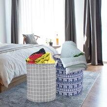Корзина для белья, большая корзина, складная сумка для грязной одежды, органайзер, сумка для белья, корзина для пикника, принт, игрушка, подарок, Органайзер