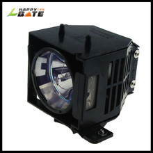 HAPPYBATE ELPLP37 Replacement Projector lamp with Housing for EMP 6000 EMP 6010 EMP 6100 PowerLite 6110i PowerLi 6100I