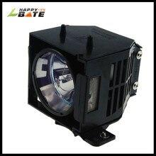 Happybate elplp37 substituição lâmpada do projetor com habitação para EMP 6000 EMP 6010 EMP 6100 powerlite 6110i 6100i