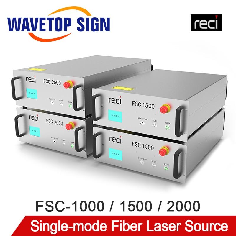 RECI High-Power Single-mode Continuous Fiber Laser Source FSC-1000 FSC-1500 FSC-2000 Laser Module