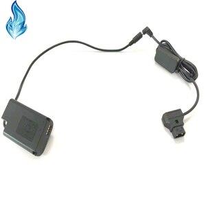 Image 5 - Câble d tap 9V + batterie factice DCC16 DMW BLJ31 pour appareils photo numériques Panasonic LUMIX S1 S1M S1R S1RM S1H série Lumix S1
