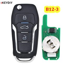 KEYDIY B series B12-3 3 przycisk uniwersalny pilot KD dla KD200 KD900 KD900 + KD-X2 URG200 mini KD dla forda
