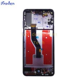 """Image 5 - TFT dla Huawei P20 Pro wyświetlacz lcd ekran dotykowy Digitizer zgromadzenie P20 Pro lcd z ramą 6.1 """"dla Huawei p20 pro ekran wymienić"""