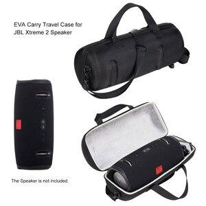 Image 2 - New Protective EVA Carry Travel Case Shoulder Bag for JBL Xtreme 2 BT Speaker Portable Soft Case Waterproof Shockproof Bag