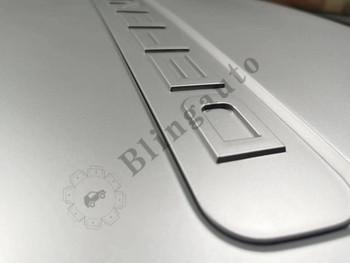 Kołpak zapasowy pasuje do-Land Rover Defender 2020 2021 plastikowy krążek pokrywa czarny mix srebrny 1PC tanie i dobre opinie CN (pochodzenie) Plastic Bagażniki dachowe i pudełka