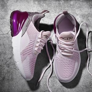 Image 1 - 2019 Brand Designer shoes Men Sneakers tenis zapatillas mujer Air Cushion Lightweight Spring Autumn Fashion Women scarpe donna