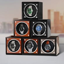 Watch-Winder Wooden Automatic for Single Box Storage Luxury