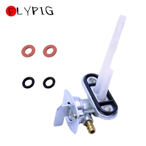 Gas Fuel Tank Switch Valve Petcock Tap For Yamaha YZ 80 85 125 250 400F 426F 450F Pit Dirt Bike Motorcycle ATV Quad Parts(China)