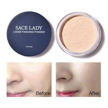 Loose-Powder Transparentsetting Cosmetic Makeup Compact Face Oil-Control Matte-Finish