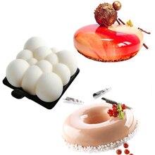 25 форм, силиконовая форма для выпечки, форма для муссов и десертов, форма для торта, силиконовая форма для выпечки, форма для украшения торта