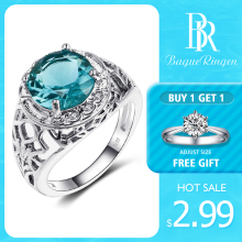 Bague Ringen, Ретро стиль, 925 пробы, серебро, создано, александрит, драгоценный камень, кольца для женщин, вечерние, юбилей, хорошее ювелирное изделие, кольцо