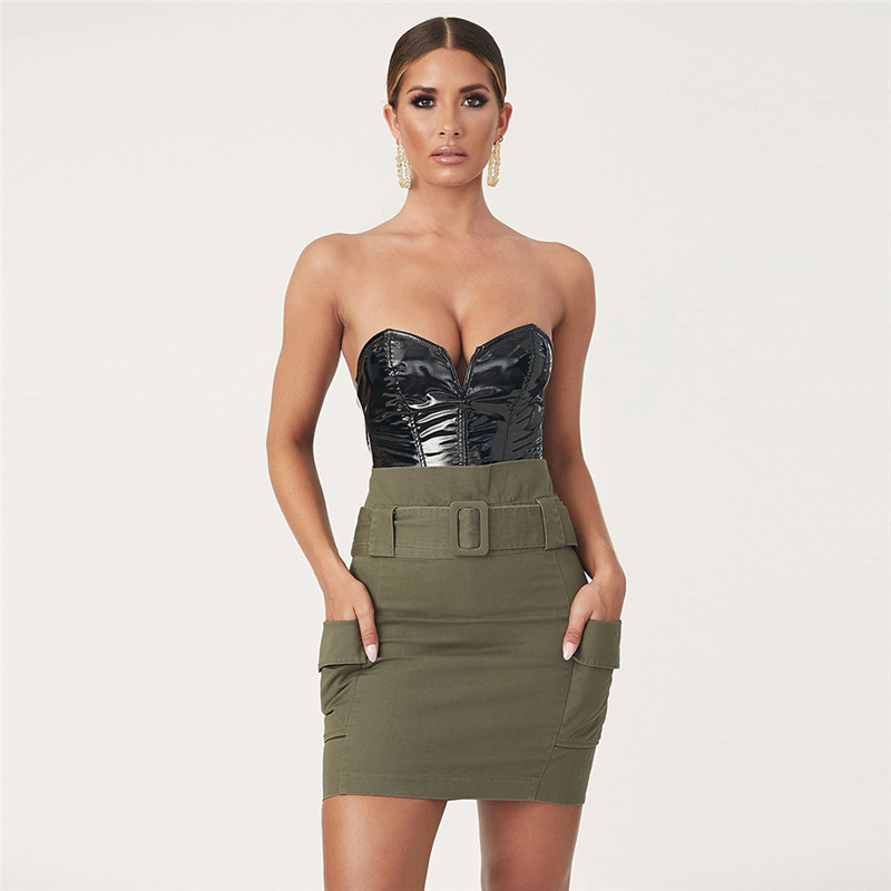 pu bodysuit women10