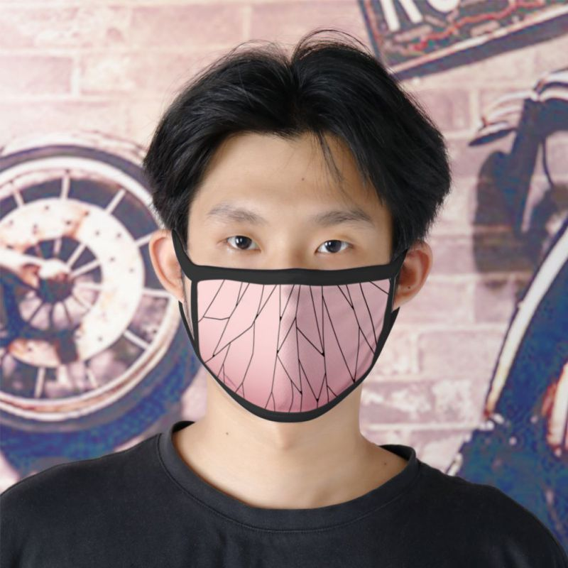 Washable Cotton Coronavirus Masks Anti Dust Fog Windproof Face Mask Outdoor Fashion Masks for Germ Protection Drop Shipping Fast 8