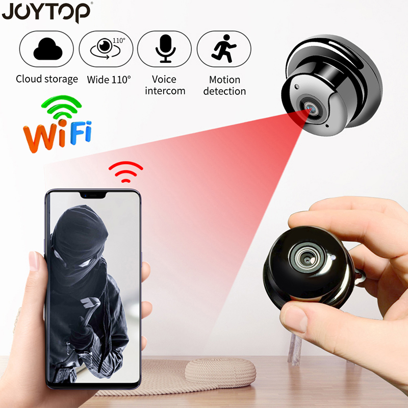 Mini WiFi Camera 1080P Wireless Home Security WIFI IP Camera CCTV IR Night Vision Motion Detection Baby Monitor P2P V380 Camcord