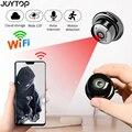 Mini cámara WiFi 1080P inalámbrica seguridad del hogar WIFI IP cámara CCTV IR visión nocturna detección de movimiento bebé Monitor P2P V380 Camcord