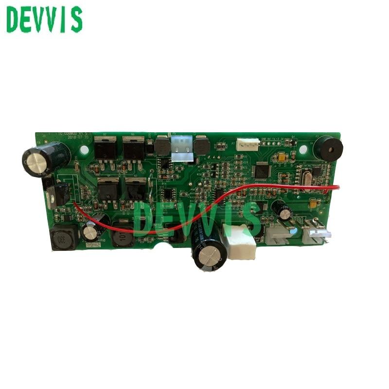 1pc charging sation PCB for DEVVIS robot lawn mower E1600TE1800TE1800E1800SH750TH750