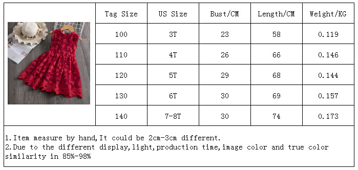 H436d83c203084372858115ecfdcb86baq Girls Dresses 2019 Fashion Girl Dress Lace Floral Design Baby Girls Dress Kids Dresses For Girls Casual Wear Children Clothing