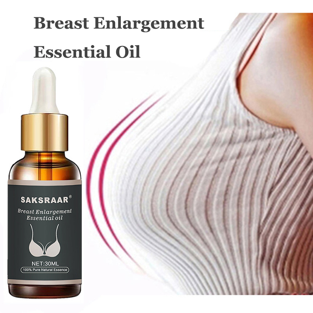 Olejek eteryczny do powiększania piersi wzmocnienie piersi powiększenie duży biust powiększanie większy masaż klatki piersiowej powiększenie piersi