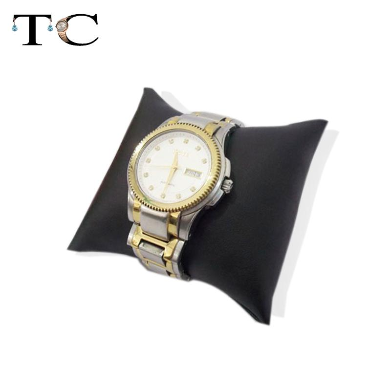 Free Shipping Jewelry Display PU Leather Jewellery Bracelet Display Cushion Pillow Jewellery Box Pillow Watch Cushion