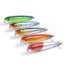 jigging lure fishing False bait Pencil Lure  bait/bionic 8cm/9g Crankbait Fishing Wobblers tackle