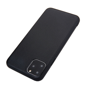 Genuine Leather Soft TPU Case for iPhone 11/11 Pro/11 Pro Max 1