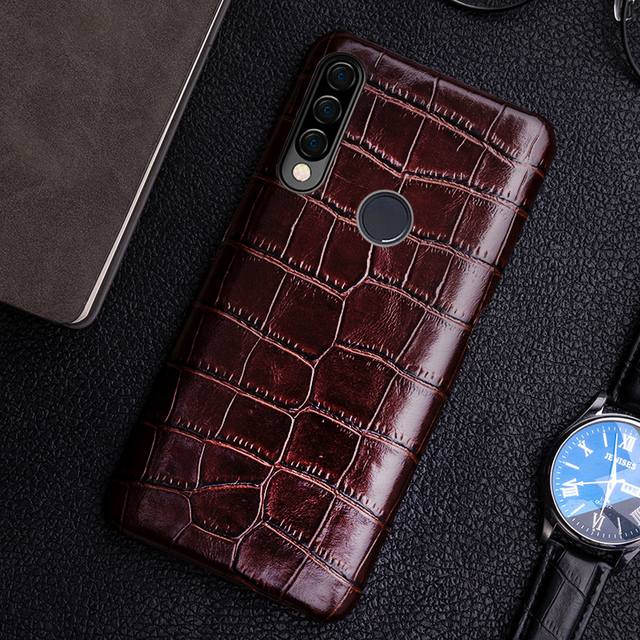 leather Phone Case For Huawei P20 P30 Lite Mate 10 20 lite 30 Pro nova 5t Y6 Y9 P Smart 2019 For Honor 8X 9X 10 lite 20 pro case