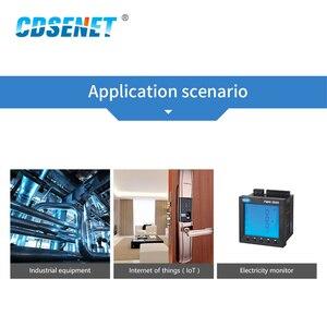 Image 5 - 2.4GHz WIFI DTU โมดูล RF ไร้สาย RS232 RS485 Serial Port CDSENET E103 W02 DTU CC3200 2.4GHz WIFI Server