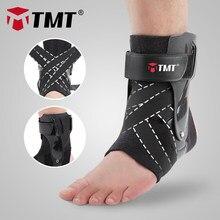TMT supporto per cavigliera fasciatura regolabile sport piede cavigliera avvolgere stecca elastica per distorsione della guardia protezione per lesioni Unisex 1 pz