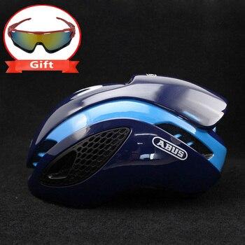 300g Aero TT Bike Helmet Road bike Cycling Bicycle Sports Safety Helmet Riding Mens Racing In-Mold Time-Trial Helmet 16