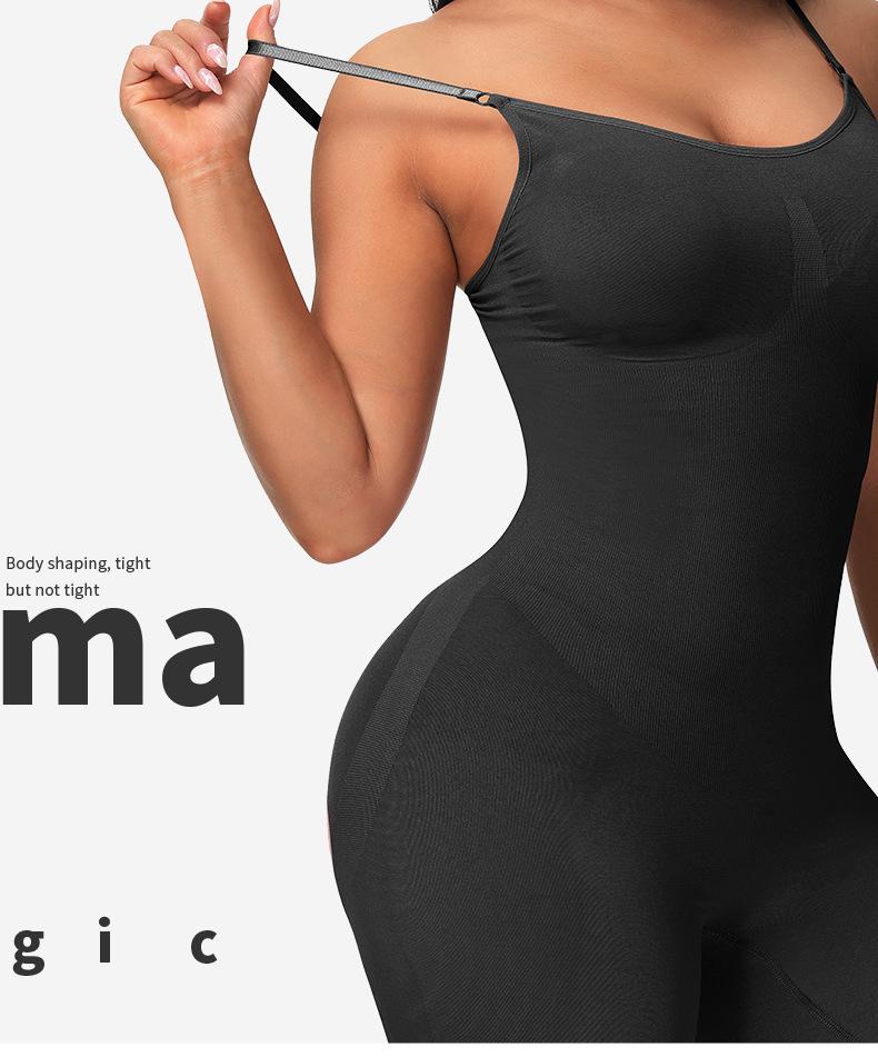 Tummy Control Full Body Shaper - Les Value
